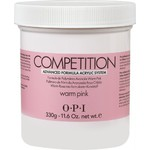 OPI Competition Powder - Advanced Formula Acrylic System - Warm Pink 11.64 oz. (619828183668)