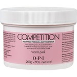 OPI Competition Powder - Advanced Formula Acrylic System - Warm Pink 7.05 oz. (619828183682)