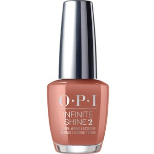 OPI Infinite Shine - Air Dry 10 Day Nail Polish - CHOCOLATE MOOSE 0.5 oz. - ISLC89 (ISLC89)