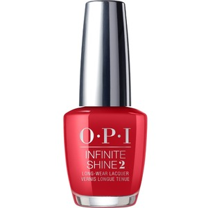 OPI Infinite Shine - Air Dry 10 Day Nail Polish - COLOR SO HOT IT BERNS 0.5 oz. - ISLZ13 (ISLZ13)