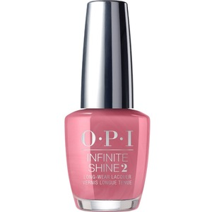 OPI Infinite Shine - Air Dry 10 Day Nail Polish - NOT SO BORA-BORA-ING PINK 0.5 oz. - ISLS45 (ISLS45)