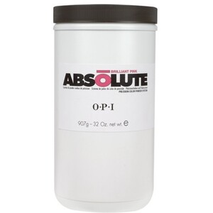 OPI Absolute Precision Color Powder System - Brilliant Pink 32 oz. - 907 Grams (619828045164)