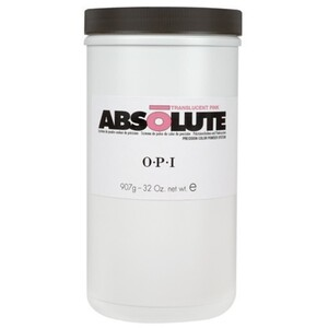 OPI Absolute Precision Color Powder System - Translucent Pink 32 oz. - 907 Grams (619828045089)