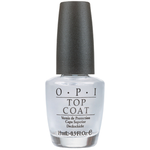 OPI Top Coat - High-Gloss Protection 0.5 oz. (NT T30)