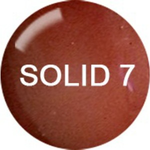 Chisel 2-in-1 Color Acrylic & Dipping Powder - Solid Collection - #SOLID2 2 oz. (#SOLID2)