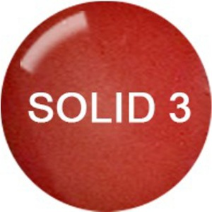 Chisel 2-in-1 Color Acrylic & Dipping Powder - Solid Collection - #SOLID9 2 oz. (#SOLID9)