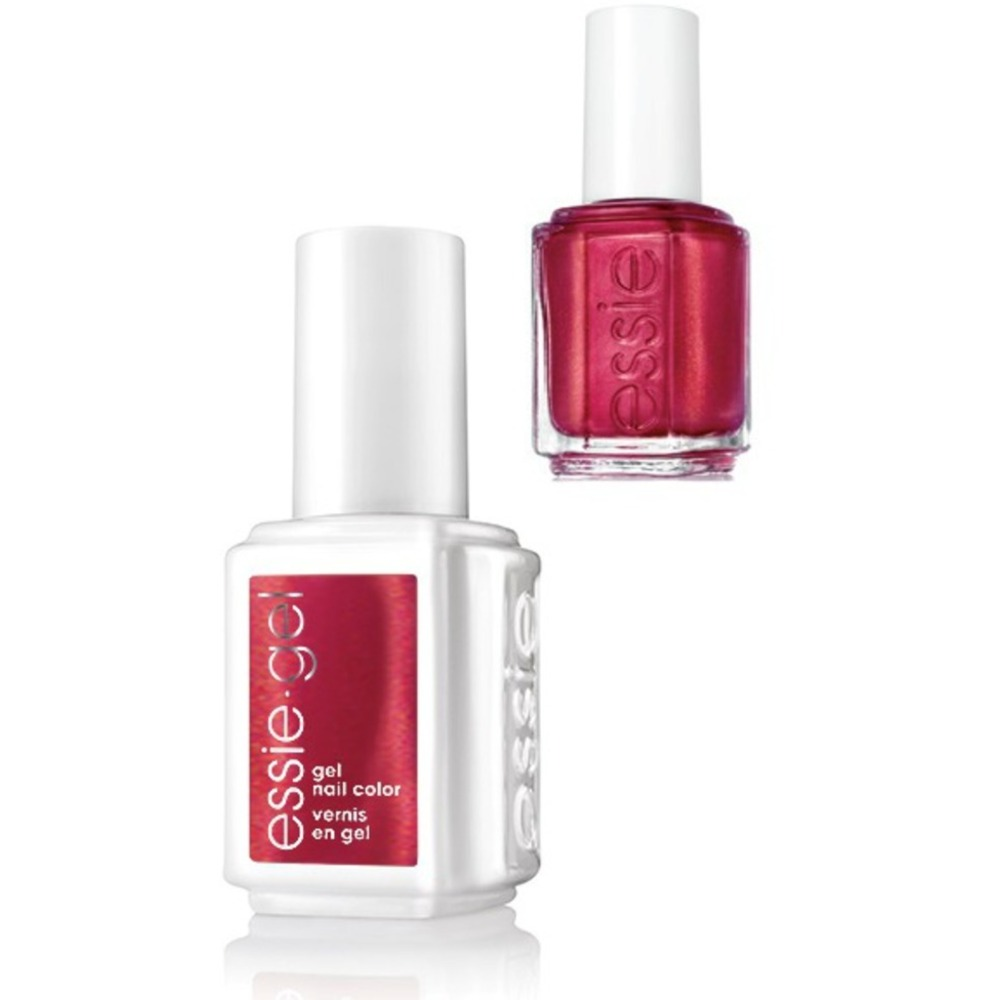 Essie Gel & Essie Lacquer Duo - Winter 2017 Collection - RING IN THE ...
