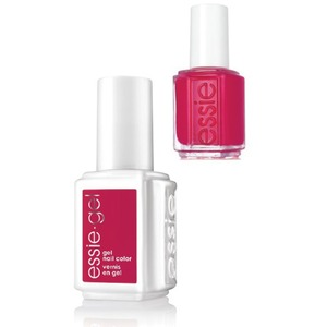 Essie Gel & Essie Lacquer Duo - Winter 2017 Collection - BE CHERRY! (#1117G - #1117)