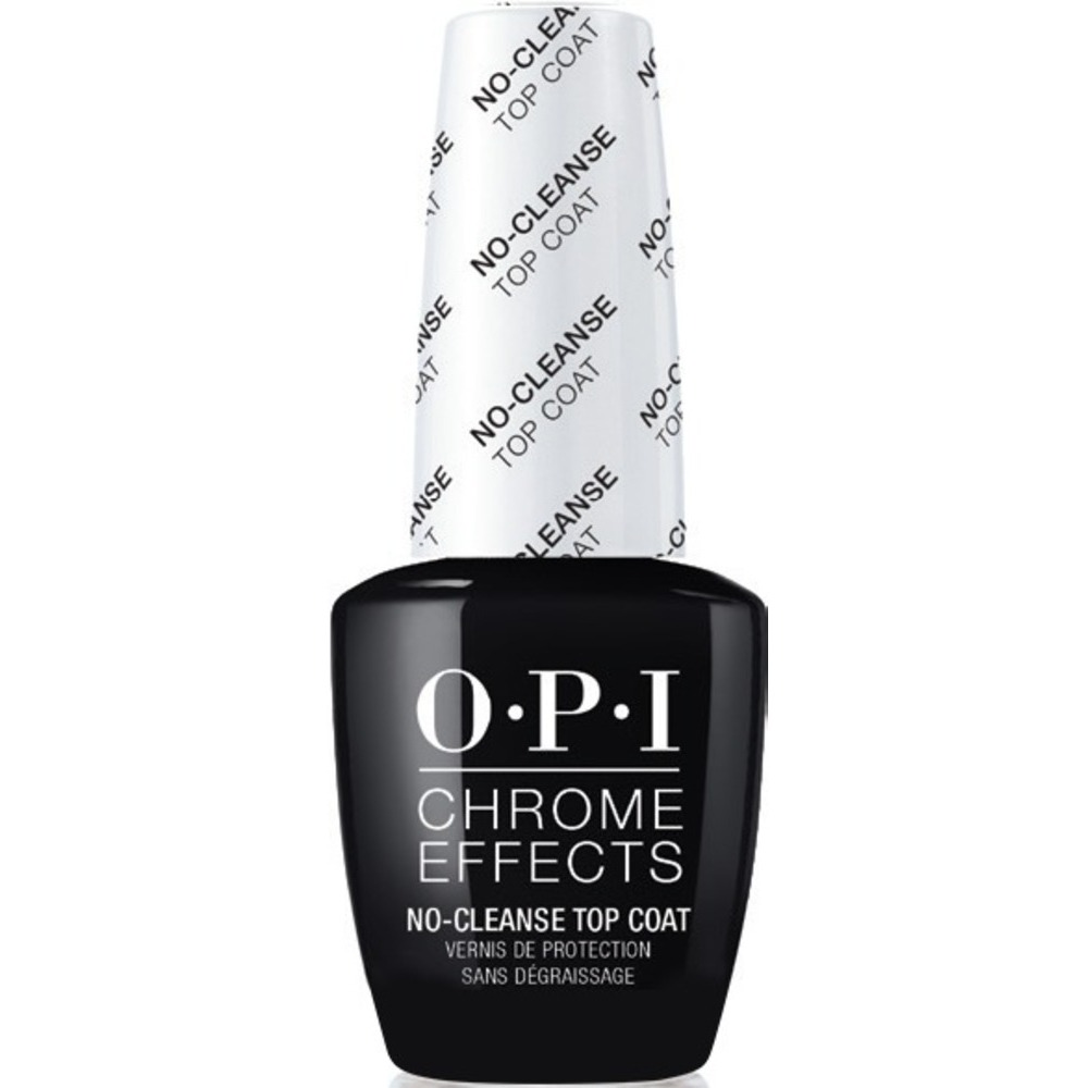 OPI CHROME EFFECTS - Mirror Shine Nail Powder System - No-Cleanse ...