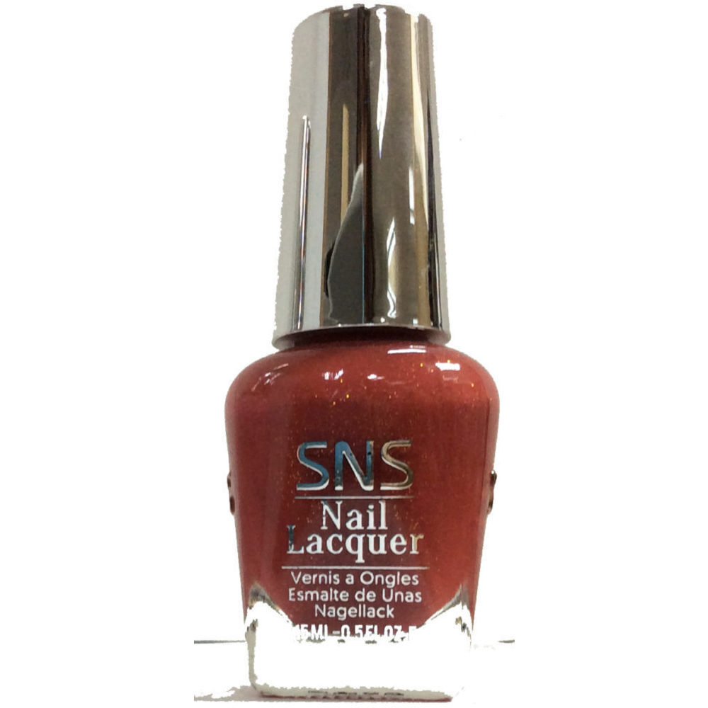 SNS Long Wear Nail Lacquer - Matches SNS Dipping Powder! - CRIMSON ...