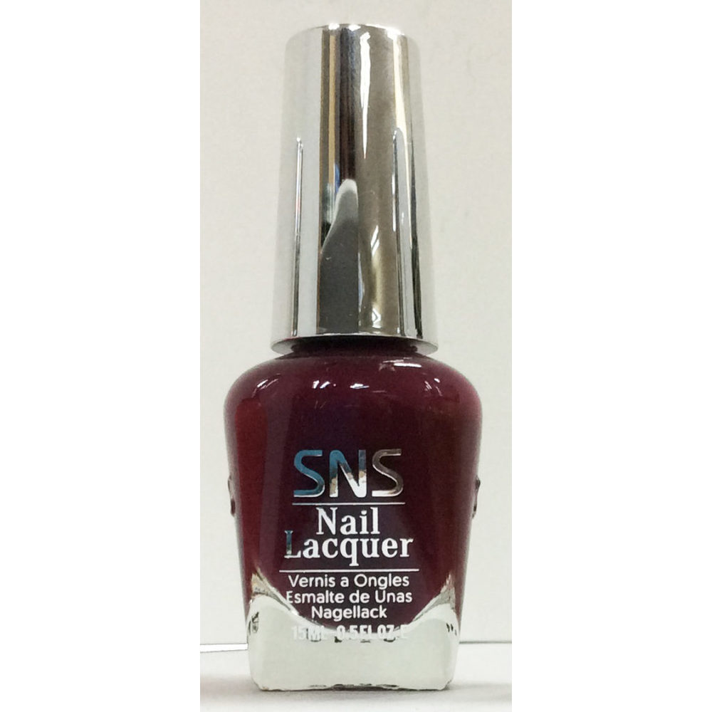SNS Long Wear Nail Lacquer - Matches SNS Dipping Powder! - FIRST ...