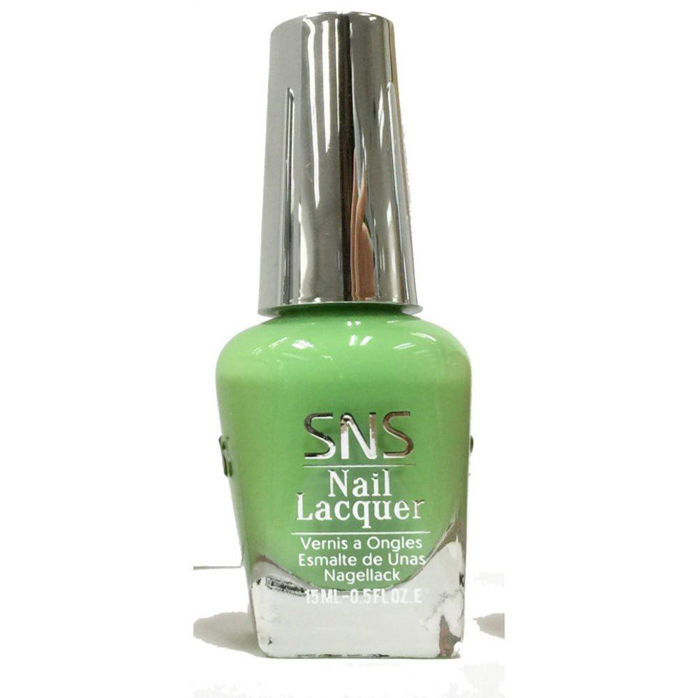 SNS Long Wear Nail Lacquer - Matches SNS Dipping Powder! - GEICO ...