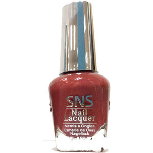 SNS Long Wear Nail Lacquer - Matches SNS Dipping Powder! - CAMP SIDE FIRE #363 0.5 oz. (SNS-LQ363)
