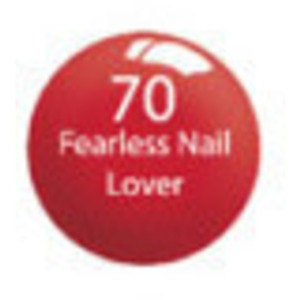 SNS Long Wear Nail Lacquer - Matches SNS Dipping Powder! - FEARLESS NAIL LOVER #70 0.5 oz. (24081-#70)