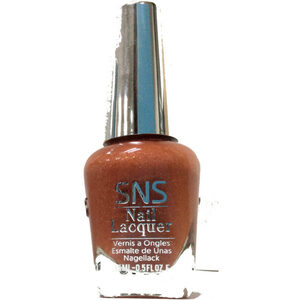 SNS Long Wear Nail Lacquer - Matches SNS Dipping Powder! - DS04 0.5 oz. (SNS-LQDS04)