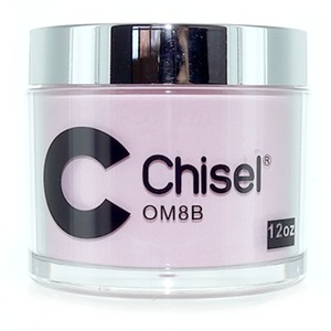 Chisel 2-in-1 Acrylic & Dipping Powder - 12 OZ. REFILL SIZE - OM8B 12 oz. ()