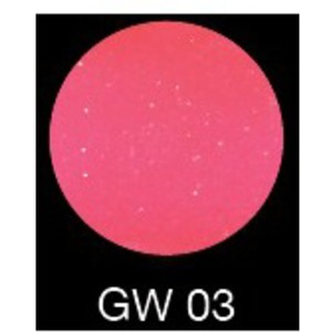 SNS GELous Color Dipping Powder - GLOW-IN-THE-DARK COLLECTION - #GW03 1 oz. (SNS#GW03)