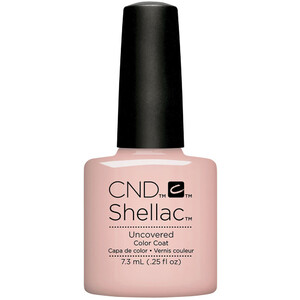 CND Shellac - Nude The Collection - Uncovered 0.25 oz. - The 14 Day Manicure is Here! (768612)