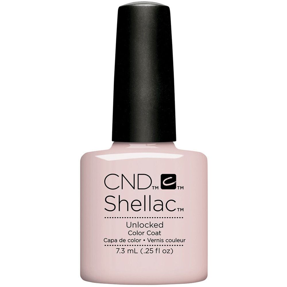Shellac - Nude The Collection - Unlocked 0.25 oz. - The 14 Day ...