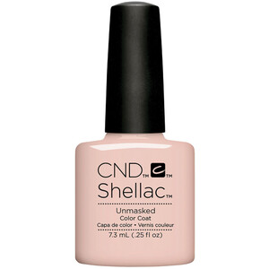 CND Shellac - Nude The Collection - Unmasked 0.25 oz. - The 14 Day Manicure is Here! (768614)