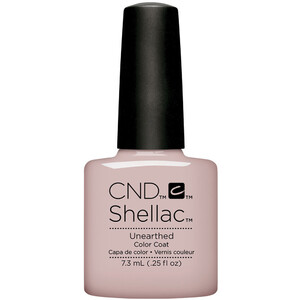 CND Shellac - Nude The Collection - Unearthed 0.25 oz. - The 14 Day Manicure is Here! (768615)