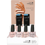 CND Vinylux - Nude The Collection - 10 Piece POP Display - 7 Day Air Dry Nail Polish (767175)
