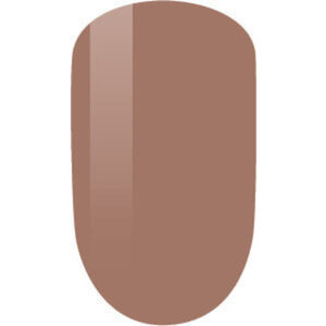 PERFECT MATCH - Soak Off Gel Polish + Lacquer - Exposed Collection - COCOA KISSES (PMS216 - DW216)