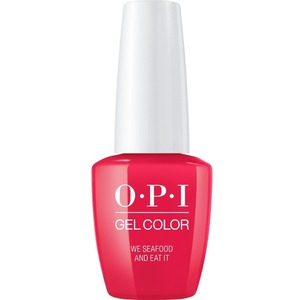 OPI GelColor Soak Off Gel Polish - Lisbon Collection - We Seafood and Eat It - #GCL20 (#GCL20)