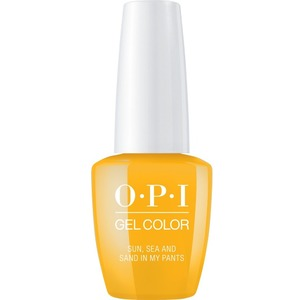 OPI GelColor Soak Off Gel Polish - Lisbon Collection - Sun Sea and Sand in My Pants - #GCL23 (#GCL23)