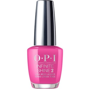OPI Infinite Shine - Air Dry 10 Day Nail Polish - Lisbon Collection - No Turning Back From Pink Street - #ISLL19 (#ISLL19)