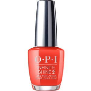 OPI Infinite Shine - Air Dry 10 Day Nail Polish - Lisbon Collection - A Red-vival City - #ISLL22 (#ISLL22)