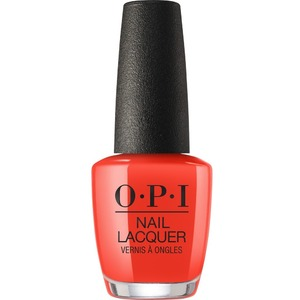 OPI Nail Lacquer - Lisbon Collection - A Red-vival City - #NLL22 (#NLL22)