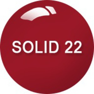 Chisel 2-in-1 Color Acrylic & Dipping Powder - Solid Collection - #SOLID22 2 oz. (#SOLID22)