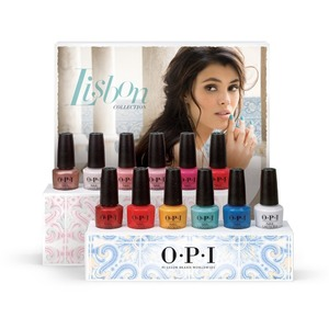 OPI Nail Lacquer - Lisbon Collection - Edition A (DCL01)