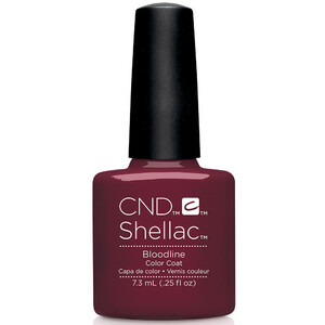 CND Shellac - Bloodline 0.25 oz. - The 14 Day Manicure is Here! (768630)