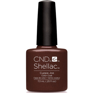 CND Shellac - Cuppa Joe 0.25 oz. - The 14 Day Manicure is Here! (768631)