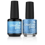 CND Creative Play Duo - Mood Hues Collection - ALL IN - (1) Gel Polish 0.5 oz.-15 mL. + (1) Nail Lacquer 0.46 oz.-13.6 mL. #516 (cnd-play516)
