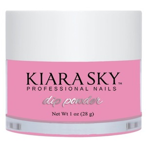 Kiara Sky Dip Powder - #D582 Pink Tutu - Carousel Collection 1 oz. (17682)