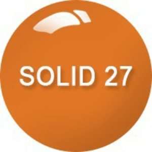 Chisel 2-in-1 Color Acrylic & Dipping Powder - Solid Collection - #SOLID27 2 oz. (#SOLID27)