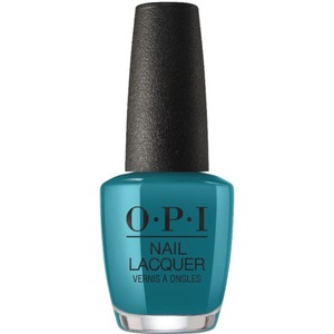 OPI Nail Lacquer - Grease Collection - #NLG45 Teal Me More Teal Me More 0.5 oz. (#NLG45)
