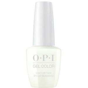 OPI GelColor Soak Off Gel Polish - Grease Collection - #GCG41 Don't Cry Over Spilled Milkshakes 0.5 oz. (#GCG41)