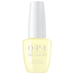 OPI GelColor Soak Off Gel Polish - Grease Collection - #GCG42 Meet a Boy Cute As Can Be 0.5 oz. (#GCG42)