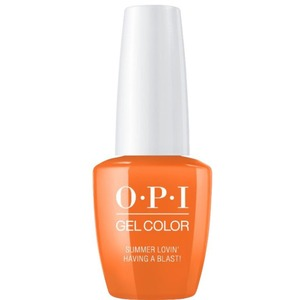 OPI GelColor Soak Off Gel Polish - Grease Collection - #GCG43 Summer Lovin' Having a Blast! 0.5 oz. (#GCG43)