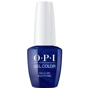 OPI GelColor Soak Off Gel Polish - Grease Collection - #GCG46 Chills Are Multiplying! 0.5 oz. (#GCG46)