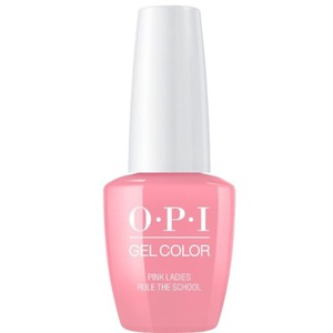 OPI GelColor Soak Off Gel Polish - Grease Collection - #GCG48 Pink Ladies Rule the School 0.5 oz. (#GCG48)