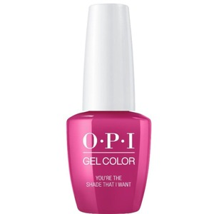 OPI GelColor Soak Off Gel Polish - Grease Collection - #GCG50 You're the Shade That I Want 0.5 oz. (#GCG50)