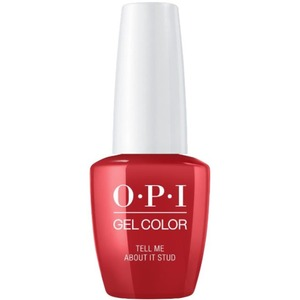 OPI GelColor Soak Off Gel Polish - Grease Collection - #GCG51 Tell Me About It Stud 0.5 oz. (#GCG51)