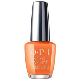 OPI Infinite Shine - Air Dry 10 Day Nail Polish - Grease Collection - #ISLG43 Summer Lovin' Having a Blast! 0.5 oz. (#ISLG43)