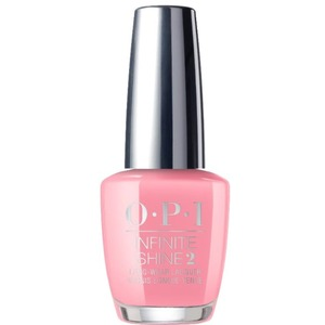 OPI Infinite Shine - Air Dry 10 Day Nail Polish - Grease Collection - #ISLG48 Pink Ladies Rule the School 0.5 oz. (#ISLG48)