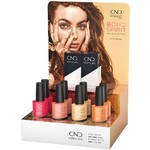 CND Vinylux - Boho Spirit Collection - 10 Piece POP Display - 7 Day Air Dry Nail Polish (767185)